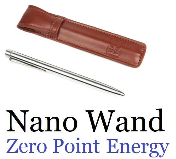 Nano Zero Point Energy Wand