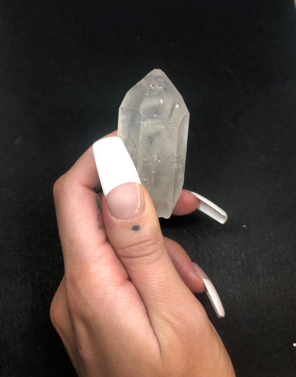 Small Raw Natural Clear Quartz Crystal Point