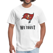 Load image into Gallery viewer, In Tom We Trust shirt - white