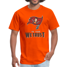 Load image into Gallery viewer, In Tom We Trust shirt - orange