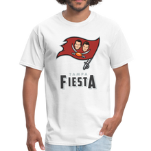 Load image into Gallery viewer, Tampa Fiesta TB shirt - white