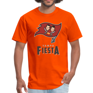 Tampa Fiesta TB shirt - orange