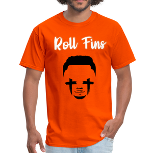 Roll Fins Unisex Classic T-Shirt - orange