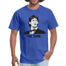 Load image into Gallery viewer, Boban Marjanovic You Rang shirt - royal blue