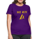 We Run LA Lakers women's shirt