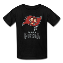Load image into Gallery viewer, Tampa Fiesta Kids' T-Shirt - black