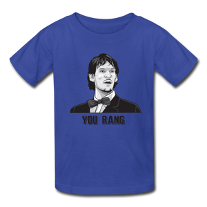 Boban Marjanovic You Rang Kids' T-Shirt - royal blue