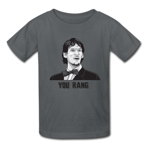 Boban Marjanovic You Rang Kids' T-Shirt - charcoal