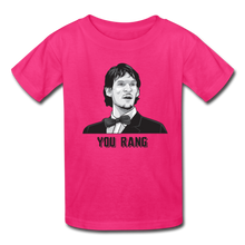 Load image into Gallery viewer, Boban Marjanovic You Rang Kids' T-Shirt - fuchsia