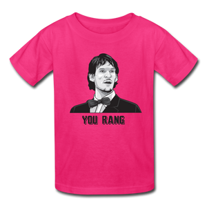 Boban Marjanovic You Rang Kids' T-Shirt - fuchsia