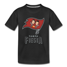 Load image into Gallery viewer, Tampa Fiesta Toddler Premium T-Shirt - black