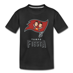 Tampa Fiesta Toddler Premium T-Shirt - black