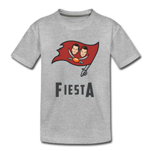 Load image into Gallery viewer, Tampa Fiesta Toddler Premium T-Shirt - heather gray