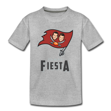 Load image into Gallery viewer, Tampa Fiesta Kids' Premium T-Shirt - heather gray