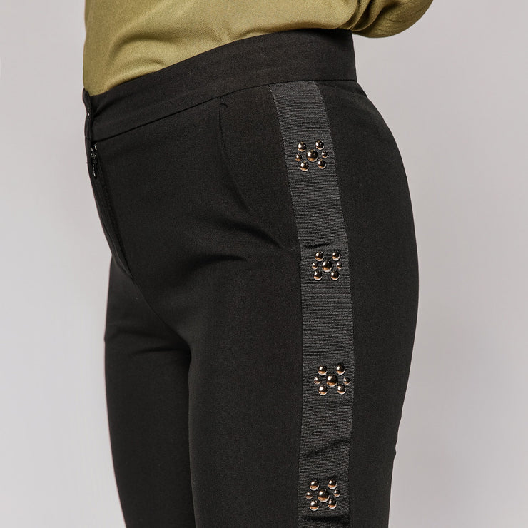Access Fashion Billie Pants in Black