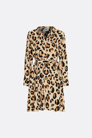 Fabienne Chapot Dorien Dress Animal Print