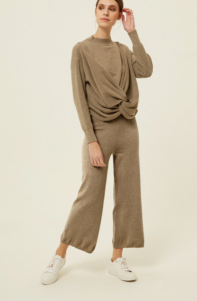 Jovonna Dua Knitted Trousers