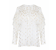 Jovonna Rama Blouse in White