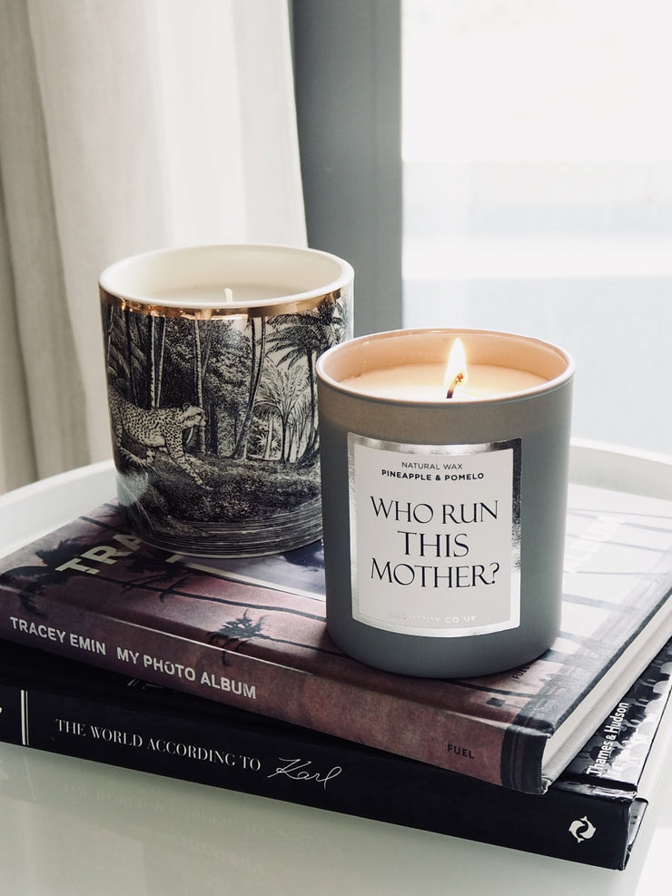Naomi Joy Living pineapple candle