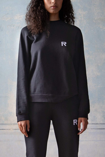 Ragdoll LA Oversized Sweatshirt in Black £120