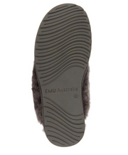 EMU Australia Jolie Slippers in Charcoal Sheepskin