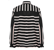 NU Denmark Calli Striped Shirt