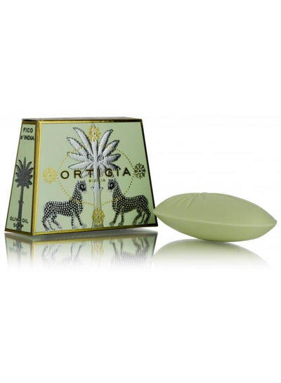Ortigia Sicilia Fico D'India Olive Oil Single Soap 100g