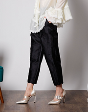 Sister Jane DREAM College Jacquard Peg Trousers