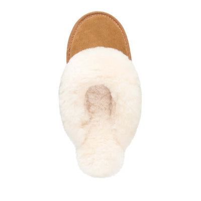 EMU Australia Jolie Slippers in Chestnut Sheepskin