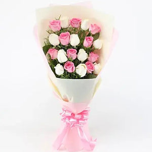 Fascinating Roses Bunch - Send Flowers Online