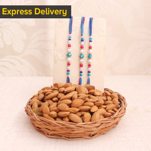 Delicious Rakhi Hamper