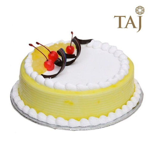 Pineapple Cake (Taj / 5 Star)