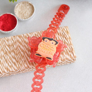 LED Chhota Bheem Rakhi Band