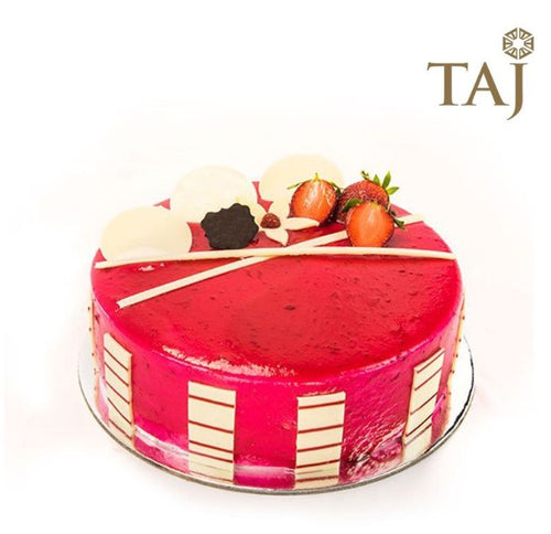 Strawberry Cake (Taj / 5 Star)