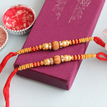 Traditional Rakhi Set