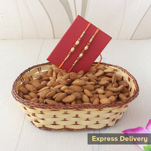 Desirable Rakhi Treat