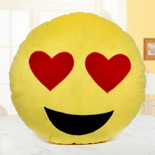 Smiley Love Pillow