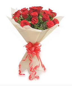 20 Red Roses - Send Flowers Online