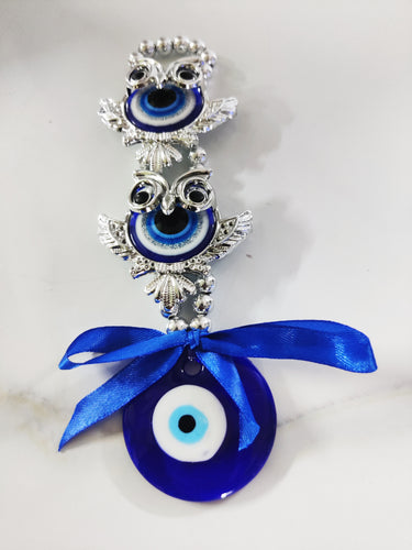 Owl Shape Evil Eye Protection