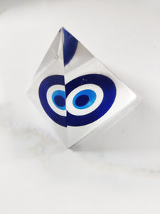 Turkish Evil Eye Pyramid