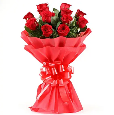 Emotions Roses Bouquet - Send Flowers Online