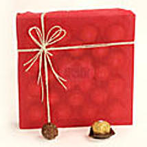 Box Of 300 Gms Ferrero Rocher with gift wraping