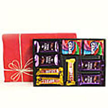 Cadbury Celebration Box of 121 gm with gift wraping