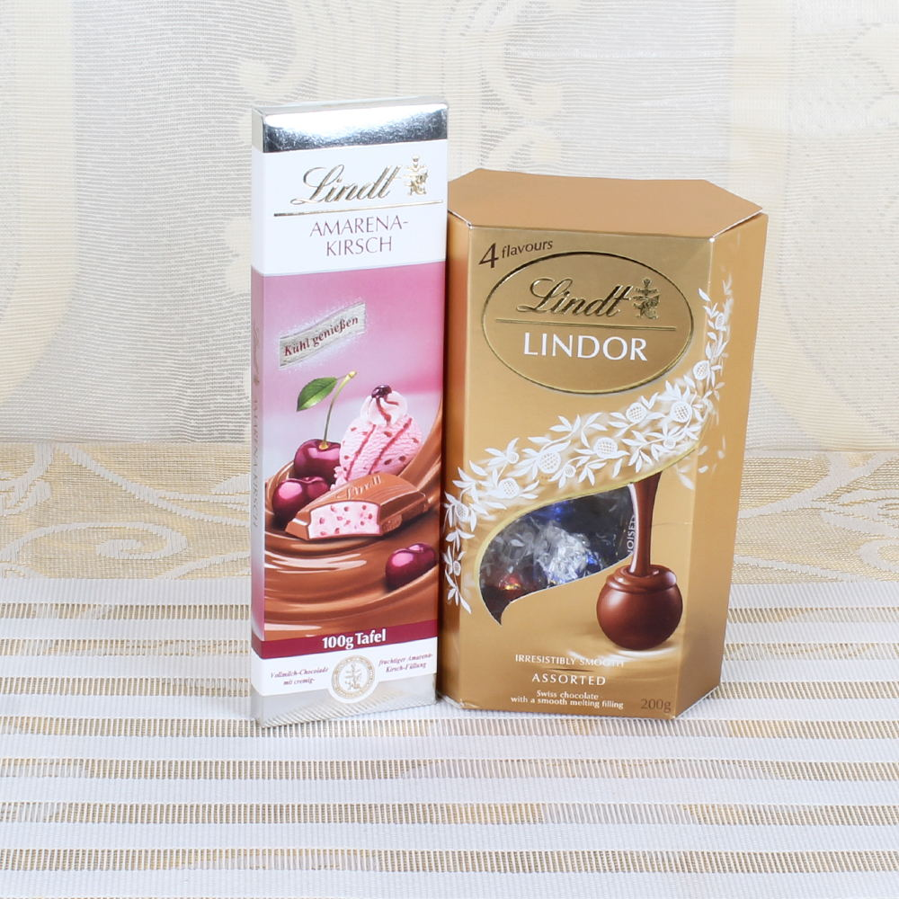 LINDT CHOCOLATE HAMPERS