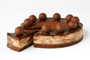 Lindt Ball Cheesecake