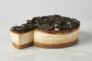 Cookie Baked Cheesecake