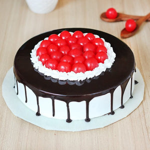 Cherry Loaded Black Forest