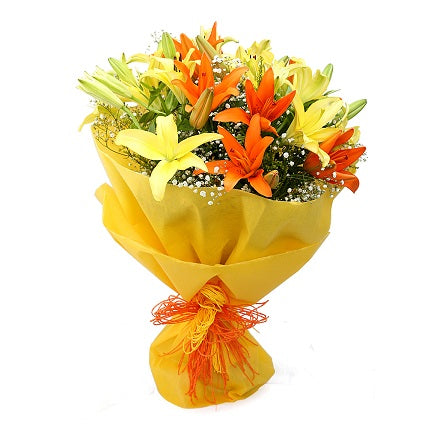 Royal Lillies - Send Flowers Online