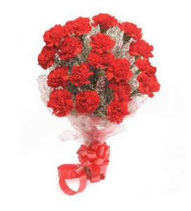 Red Carnival - Send Flowers Online