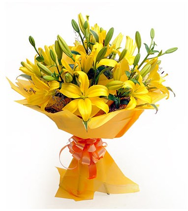 Asiatic Lilies - Send Flowers Online
